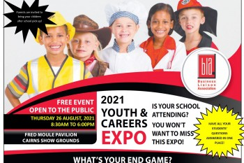 2021 Cairns Youth & Careers Expo