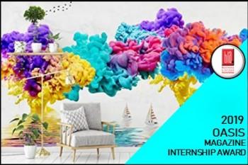 Oasis Magazine Internship 2019