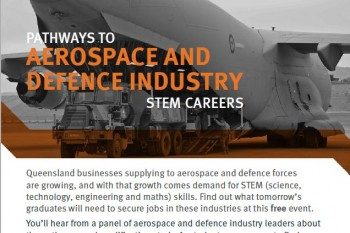 Pathways to Aerospace and Defence Industry STEM Careers