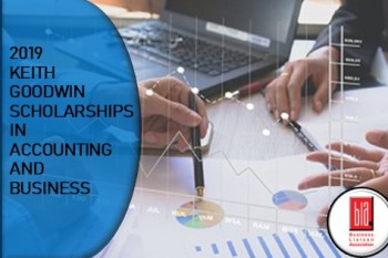 Keith Goodwin Scholarships in Accounting and Business