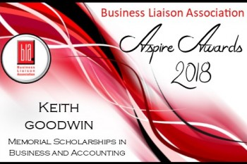 Applications Open - Keith Goodwin Scholarships in Accounting and Business 2018