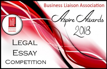 Applications Open - Gayler Cleland Solicitors Legal Essay Competition 2018