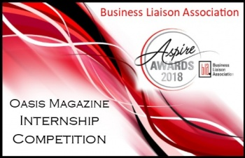 Applications Open - Oasis Magazine Internship Competition 2018